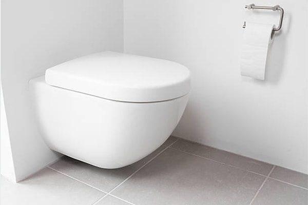 vvs svendborg - badeværelse væghængt toilet